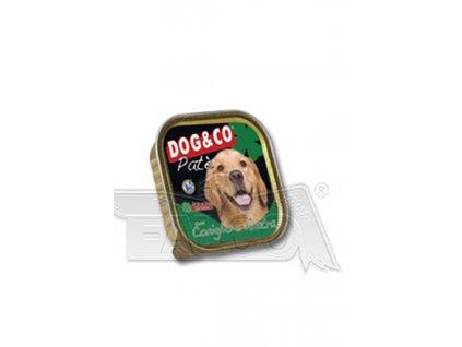 DOG&CO paštika králičí s kachním 300g