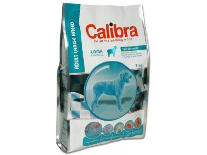 Calibra Dog Adult Large Breed Lamb&Rice