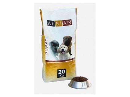 Albian Puppy Premium 20 kg