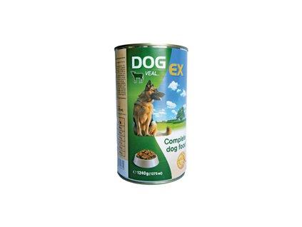 Dogex telecí 1275 g