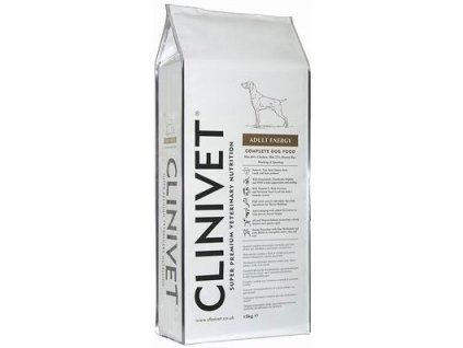 Clinivet Dog Adult Energy 15kg