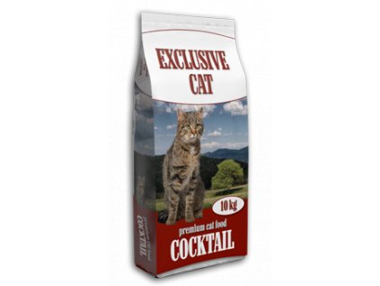 Exclusive Cat Cocktail - 10 kg