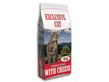 Exclusive Cat With Cheese - 10 kg