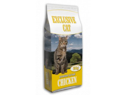 Exclusive Cat Chicken - 10 kg