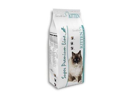 Supra Cat Kitten Superpremium 10 kg