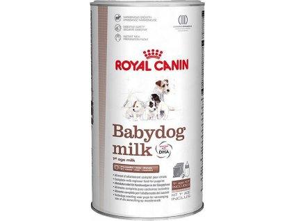 Royal Canin mléko krmné Babydog Milk pes 400g