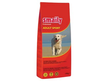 Smaily ADULT SPORT 30/14 18 kg