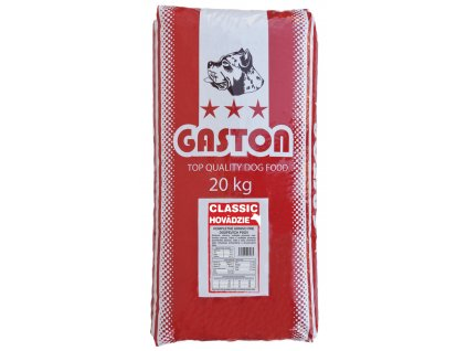 Gaston Classic Hovězí 20/8