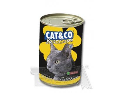 CAT&CO chunky 400g