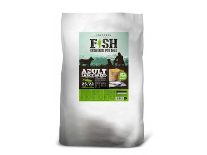 Topstein Fish Crunchies Adult Large Breed