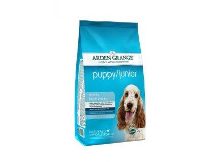 Arden Grange Puppy/Junior rich in fresh Chicken