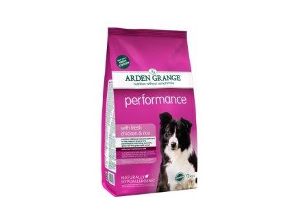 Arden Grange Performance with fresh Chicken & Rice