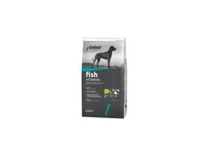 Golosi Dog Fish all breeds