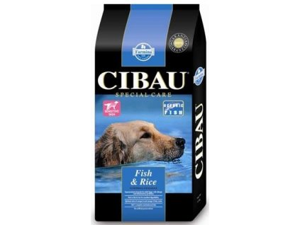 Cibau Adult Fish & Rice