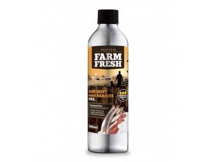 Topstein Farm Fresh Anchovy and Sardine Oil