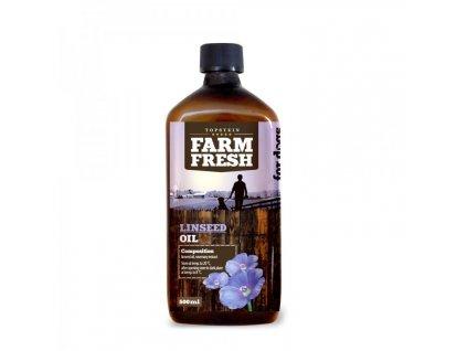 Farm Fresh – Linseed Oil - Lněný olej