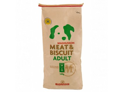 Meat & Biscuit ADULT
