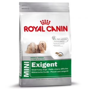 Royal Canin Mini Exigent 2 kg - originál Francie Množství: 6 kg (3x 2kg)