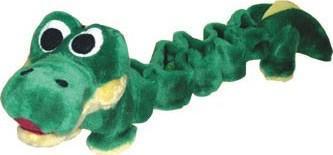 Bungee toy krokodýl, pes varianta: pes
