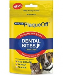 PlaqueOff Dental Bites 60 g