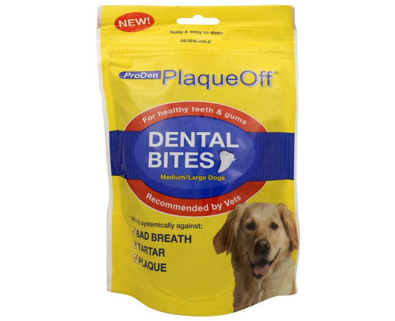 PlaqueOff Množství: PlaqueOff™ Dental Bites 150 g