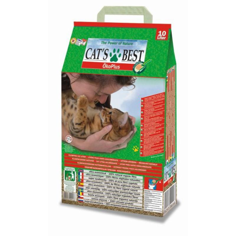 Cats Best ÖKO PLUS Množství: 20 l