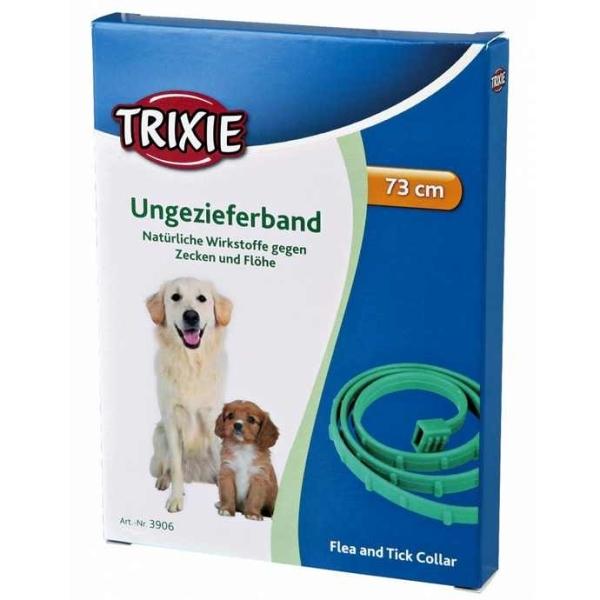 Obojek antiparazitní bilinnýTrixie varianta: Pro psa