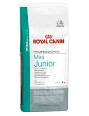 Royal Canin Mini Junior - originál Francie Množství: 17 kg