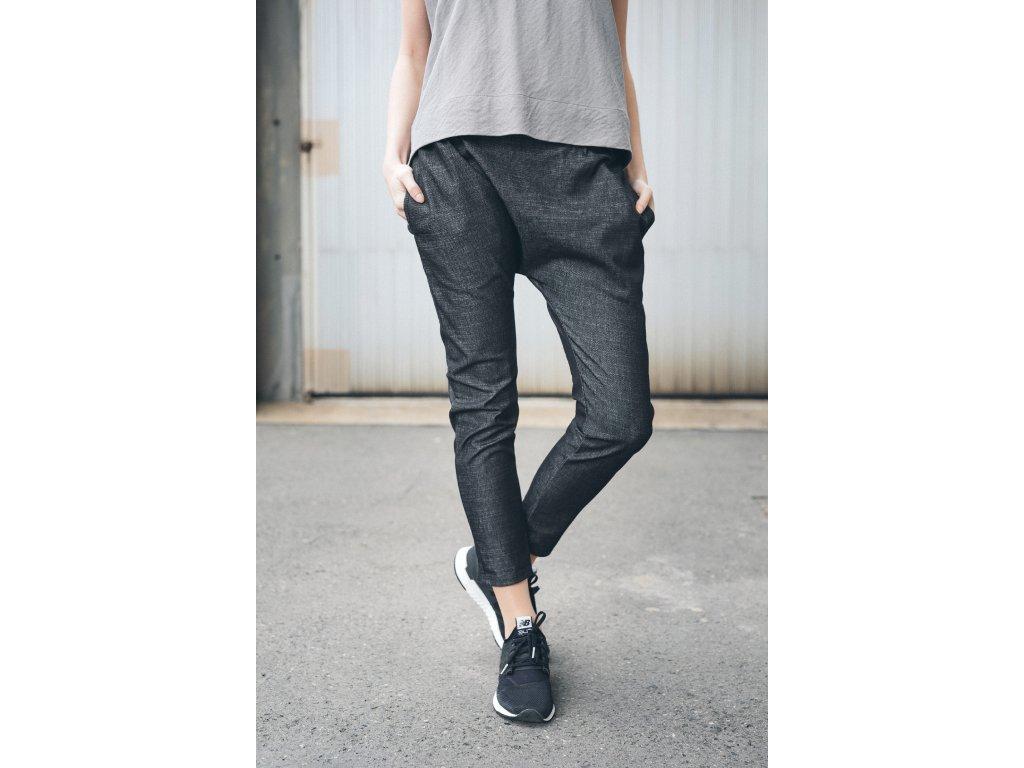 kalhoty Widy –black II