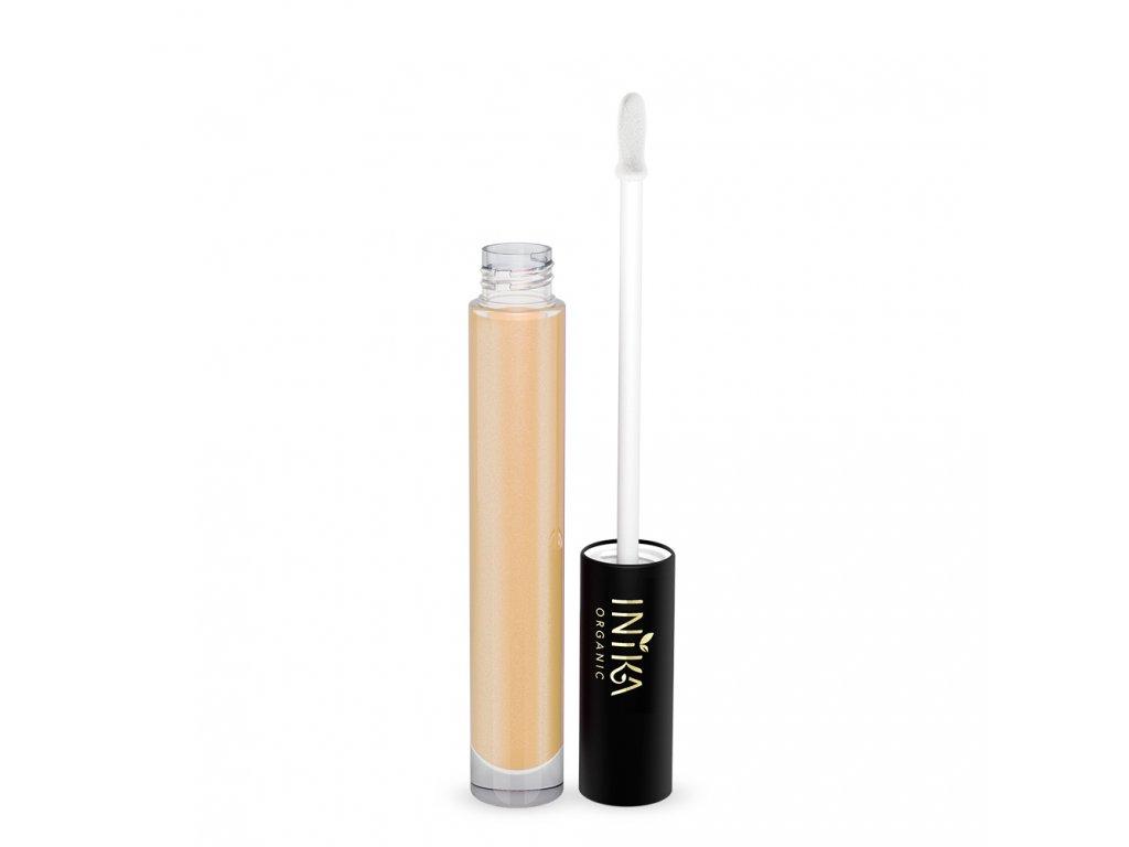 inika certified organic lip serum lid off 3.5g