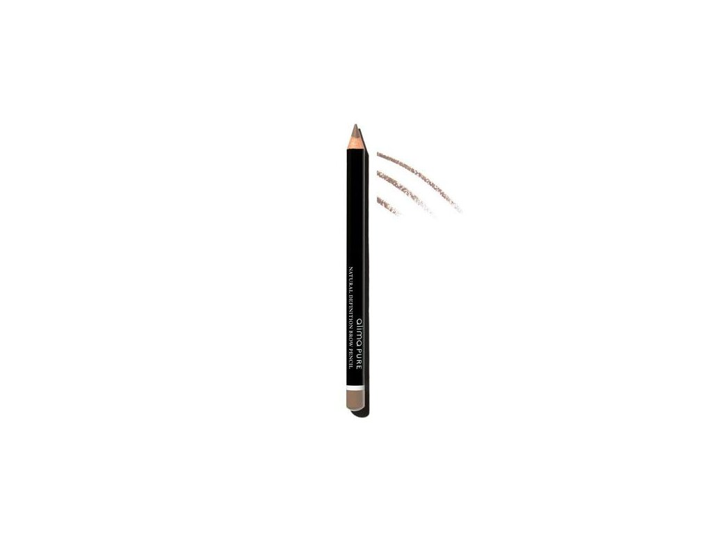 Blonde Natural Definition Eye Pencil Alima Pure