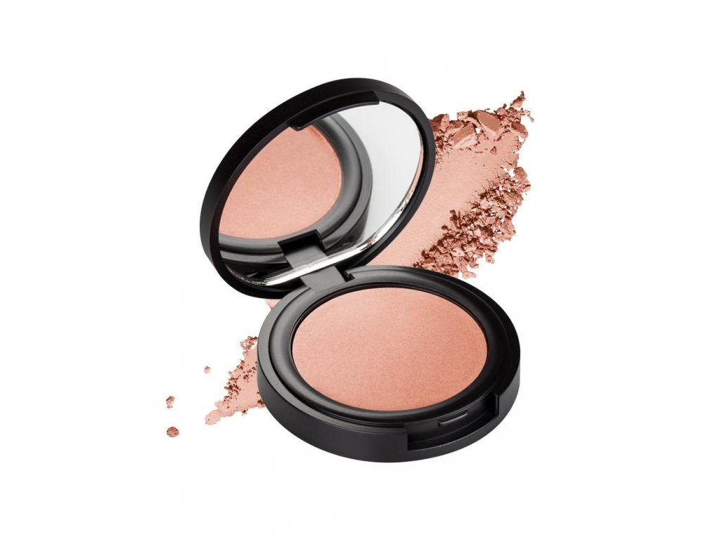 pressed blush amaia product smear