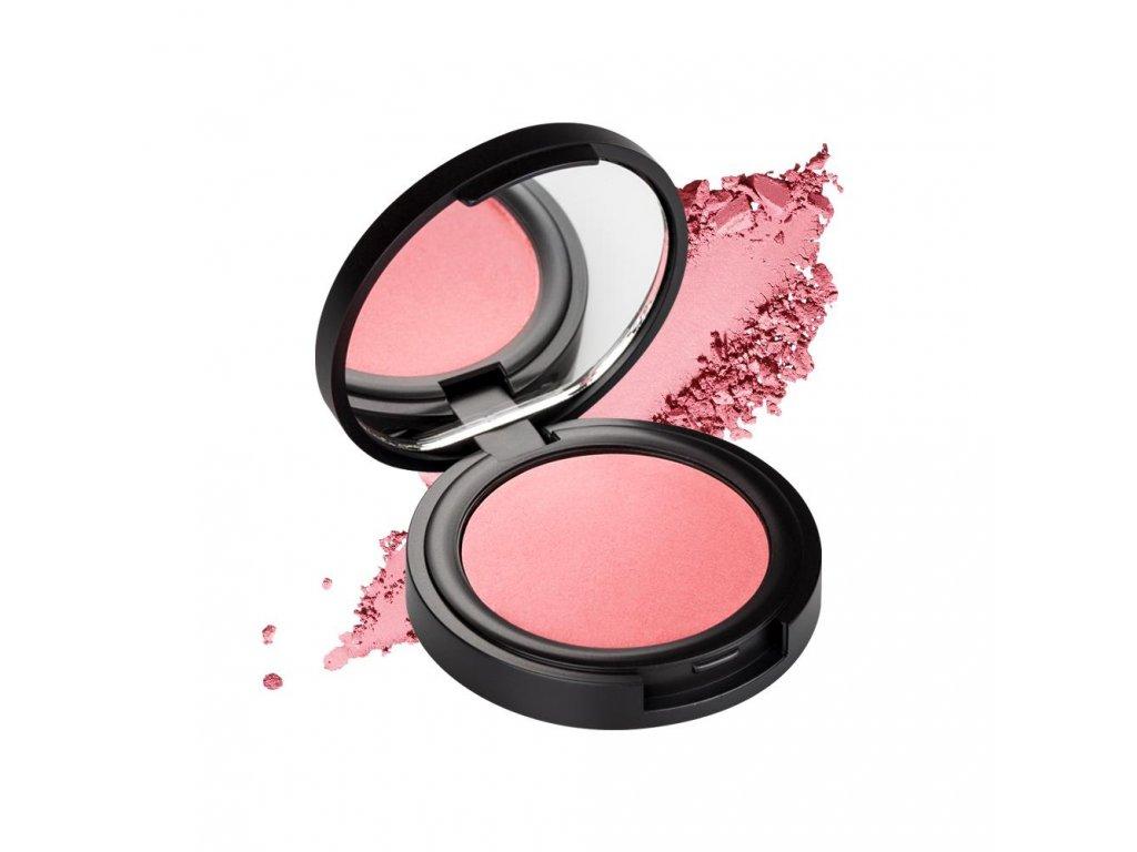 pressed blush anahira product smear