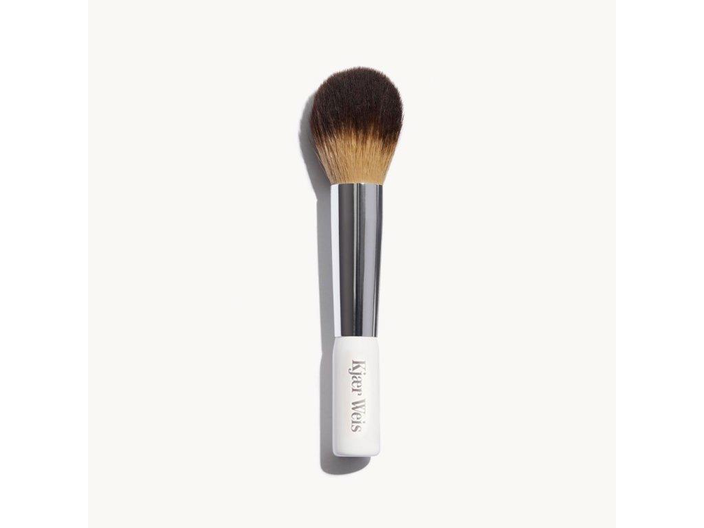 Powder Bronzer Brush Logo