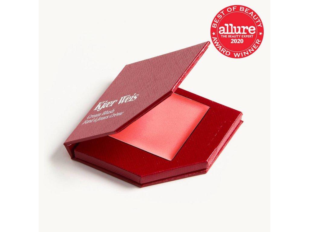CreamBlush RedEdition Allure Blushing
