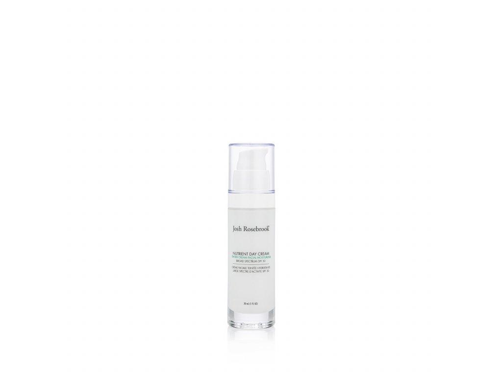 Josh Rosebrook Nutrient Day Cream Tinted hydratační tónovací krém s SPF 30 30 ml / 50 ml