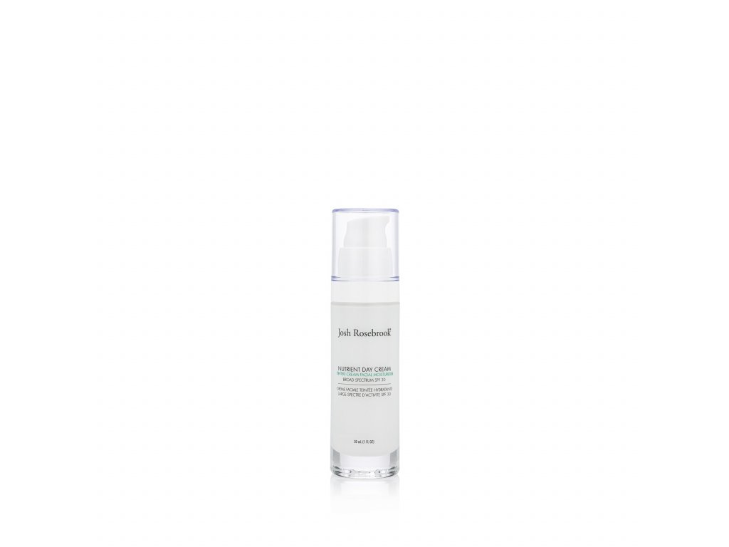 Josh Rosebrook Nutrient Day Cream Tinted hydratační tónovací krém s SPF 30