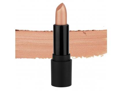 INIKA Certified Organic Vegan Lipstick Sheer Peach
