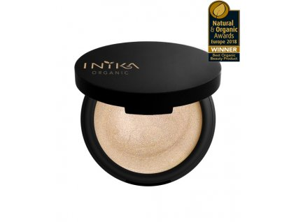 inika backed cream illuminisor gold 1