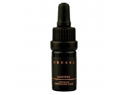 Gressa Lumiere: Luminous Complexion Fluid Elise - Přírodní rozjasňovač a sérum na pleť
