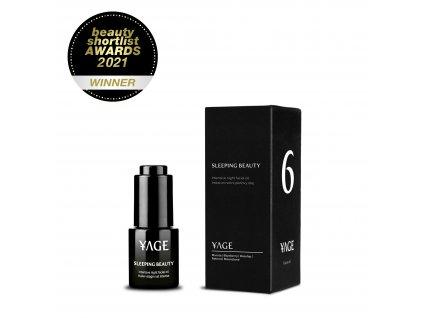 web 6 YAGE medaile Sleeping beauty PP