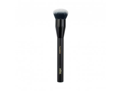 inika vegan brush set foundation brush