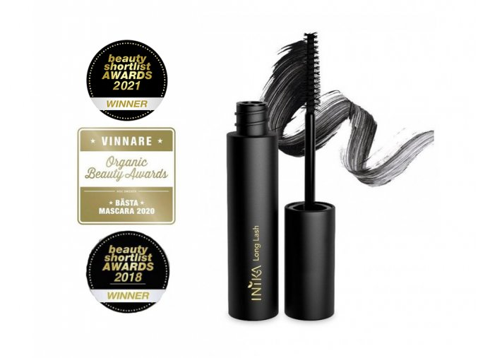 inika vegan mascara long lash 8g black 2