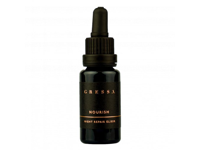 Gressa Skin Night Repair Elixir