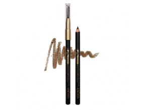INIKA Certified Organic Brow Pencil 1.2g Blonde Bombshell With Product