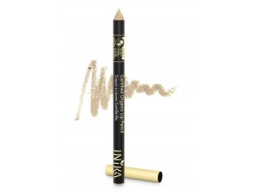 INIKA Certified Organic Lip Pencil 1.2g Buff With Product