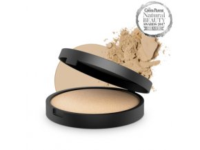inika baked mineral foundation grace 8g with product web 2