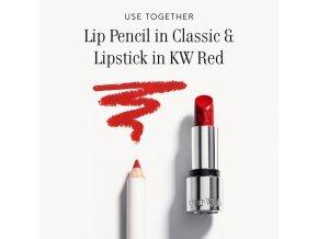 lipstick kwred