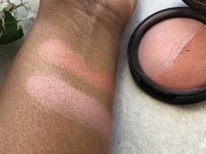 inika baked blush duo burnt peach 1
