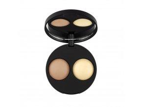 inika organic baked contour duo almond top 1